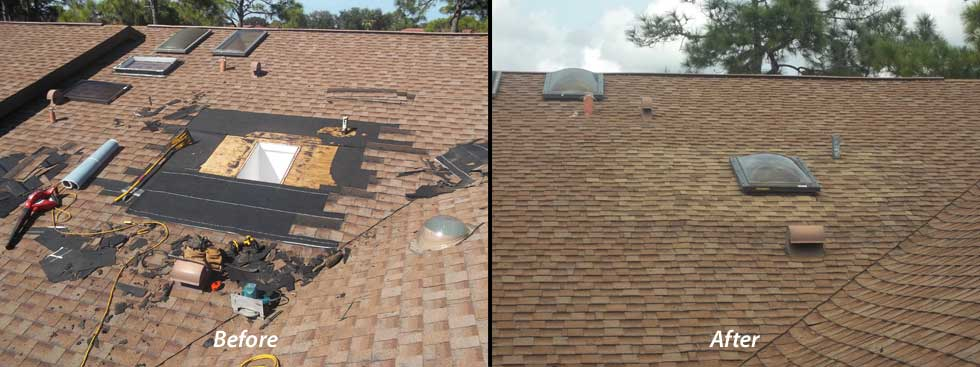 Sarasota Roof Repair Manson Roofing Roofing Repair